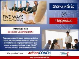 Seminário de Negócios | Introdução ao Business Coaching