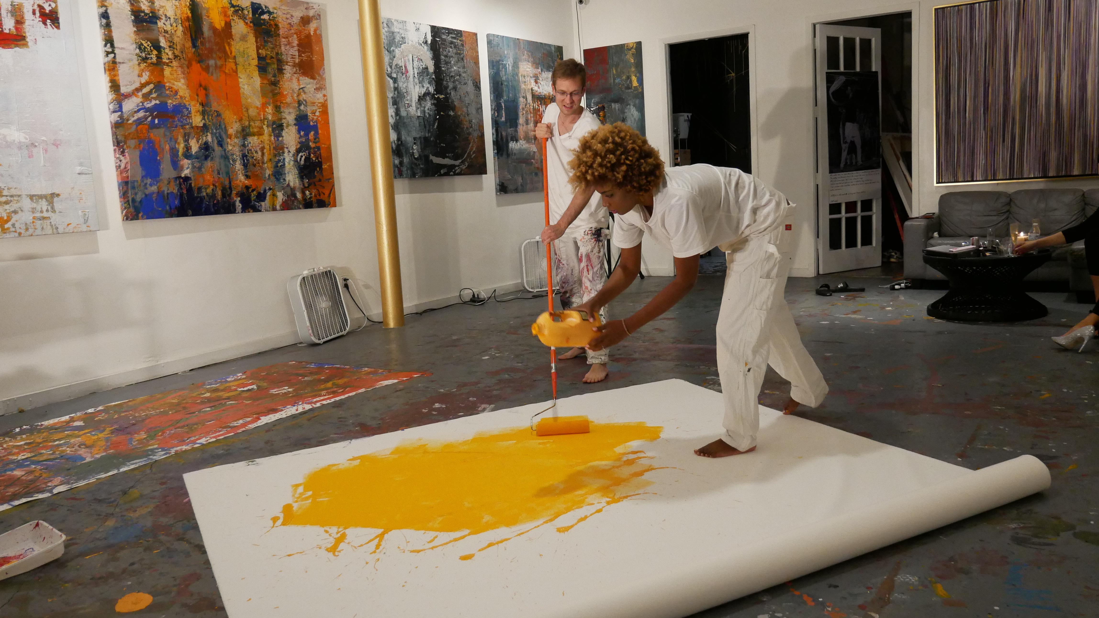 Wynwood Artist Studio Experience