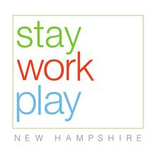Stay Work Play logo