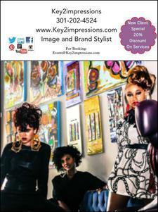 Key2Impressions Image & Styling Boutique logo