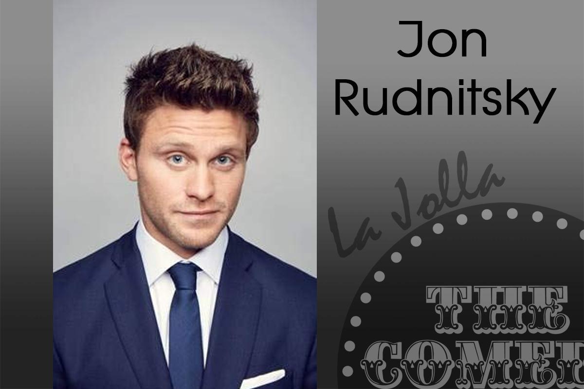 Jon Rudnitsky - Saturday - 7:30pm