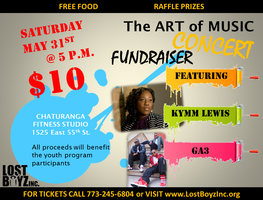 The Art of Music Concert Fundraiser