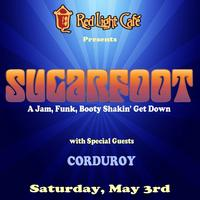 Sugarfoot w/ special guests Corduroy