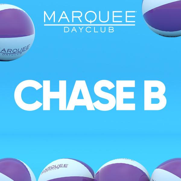 Marquee Dayclub Takeover Sundays   CHASE B