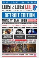 Coast 2 Coast LIVE | Detroit Edition 5/19/14