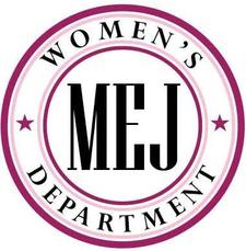 MEJ Department of Women logo