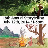 18th Annual Indian Canyon Storytelling+Indigenous...