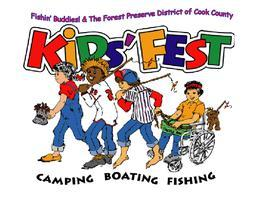 Fishin' Buddies! & The Forest Preserves of Cook County...
