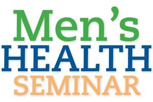 Men's Health Seminar: Boxed Lunch