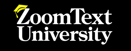 Two-Day ZoomText Training in Cambridge, MA