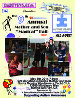 "9th Annual Mother and Son ""Magical"" Ball Supporting..."