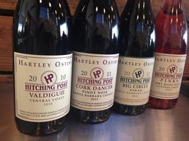 Wine and Cheese Tasting with Gray Hartley from Hitching...