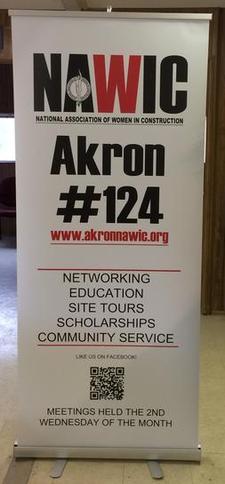 NAWIC Akron #124 logo