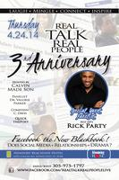 "Real Talk 3yr Anniversary ""Does Social Media +..."