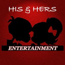 His & Hers entertainment logo