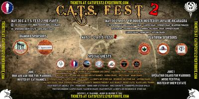 C.A.T.S. FEST 2 and Op: CFW Music Festival!!