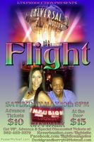 Flight Live at Universal Studios Infusion Lounge May...