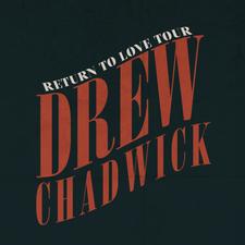 Drew Chadwick - Return To Love Tour logo