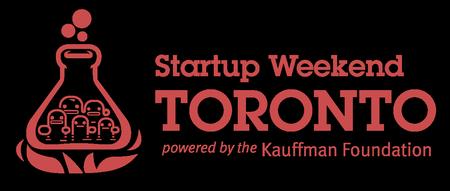Toronto Startup Weekend 11/2012