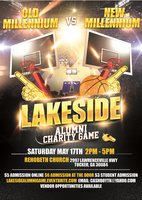 Lakeside High School Alumni Charity Basketball Game