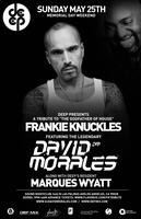 DEEP-LA Tribute to Frankie Knuckles w DAVID MORALES &...