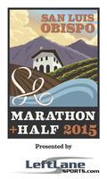 2015 San Luis Obispo Marathon, Half Marathon + 5K,...