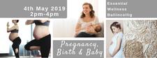 Pregnancy, Birth and Baby logo
