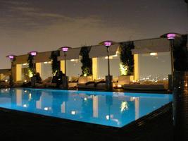 LA: Skybar @ The Mondrian Hotel 5.8.14