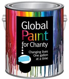 Global Paint for Charity, Inc. logo