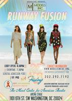 RUNWAY FUSION! Fashion on the Waterfront!