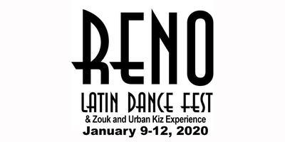 Reno Events Calendar 2020 2020 Reno Latin Dance Fest & Zouk and Urban Kiz Experience