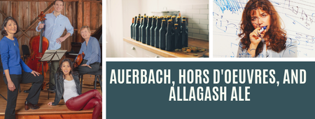 Pub Concert I: Auerbach, Hors d'oeuvres, and Allagash...