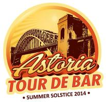 Astoria TOUR DE BAR Summer Solstice 2014