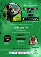 BLACKBURN -AN EVENING FOR ORPHAN CHILDREN IN 7...