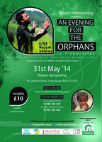 LONDON -AN EVENING FOR ORPHAN CHILDREN IN 7 COUNTRIES