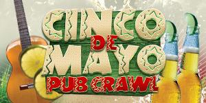 9th Annual Cinco de Mayo Pub Crawl Hoboken
