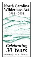 NC Wilderness Act 30th Anniversary Celebration
