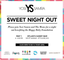 """Sweet Night Out with Yosi Samra and """"The Moms"""" to..."""