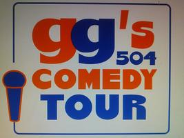 GG's 504 Comedy Hour/Fri. May 16