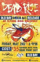 Dead Rise OLD BAY Summer Ale Brewery Launch