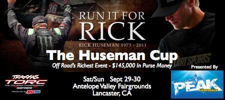 TORC Off Road - The Huseman Cup (Lancaster, CA)