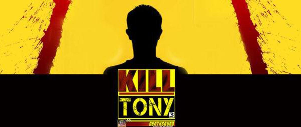 KILL TONY - Sunday   4:30pm