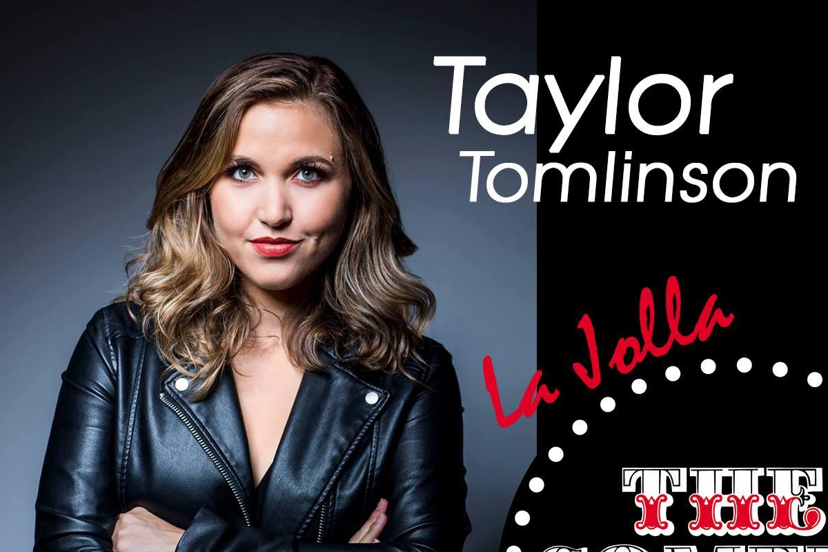 Taylor Tomlinson - Friday - 9:45pm