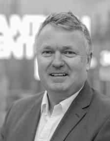 Martin Garratt, CEO of Cambridge Cleantech logo