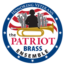 The Patriot Brass Ensemble logo