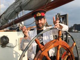 Doug Fishbone's Thames River Booze Cruise