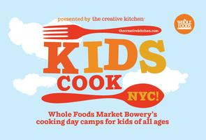 KIDS COOK NYC! Junior Chefs / Day Camps: July 28 - August 1