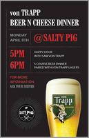 Salty Pig Presents : An Evening with Von Trapp