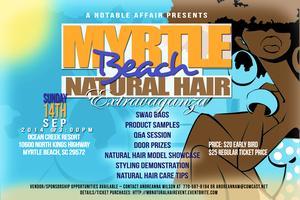 Myrtle Beach Natural Hair Extravaganza