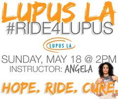 Lupus LA & SoulCycle: #Ride4Lupus!